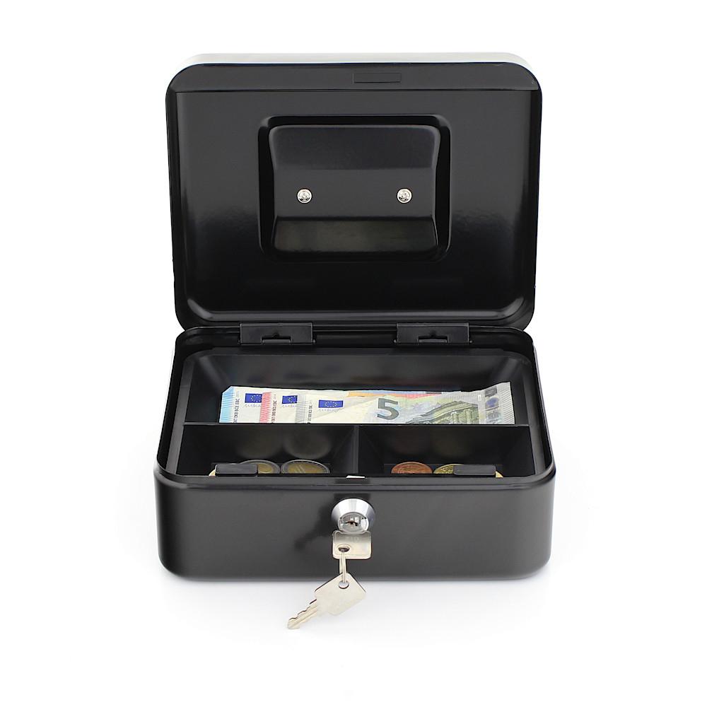 Rottner Geldkassette Traun 2 schwarz