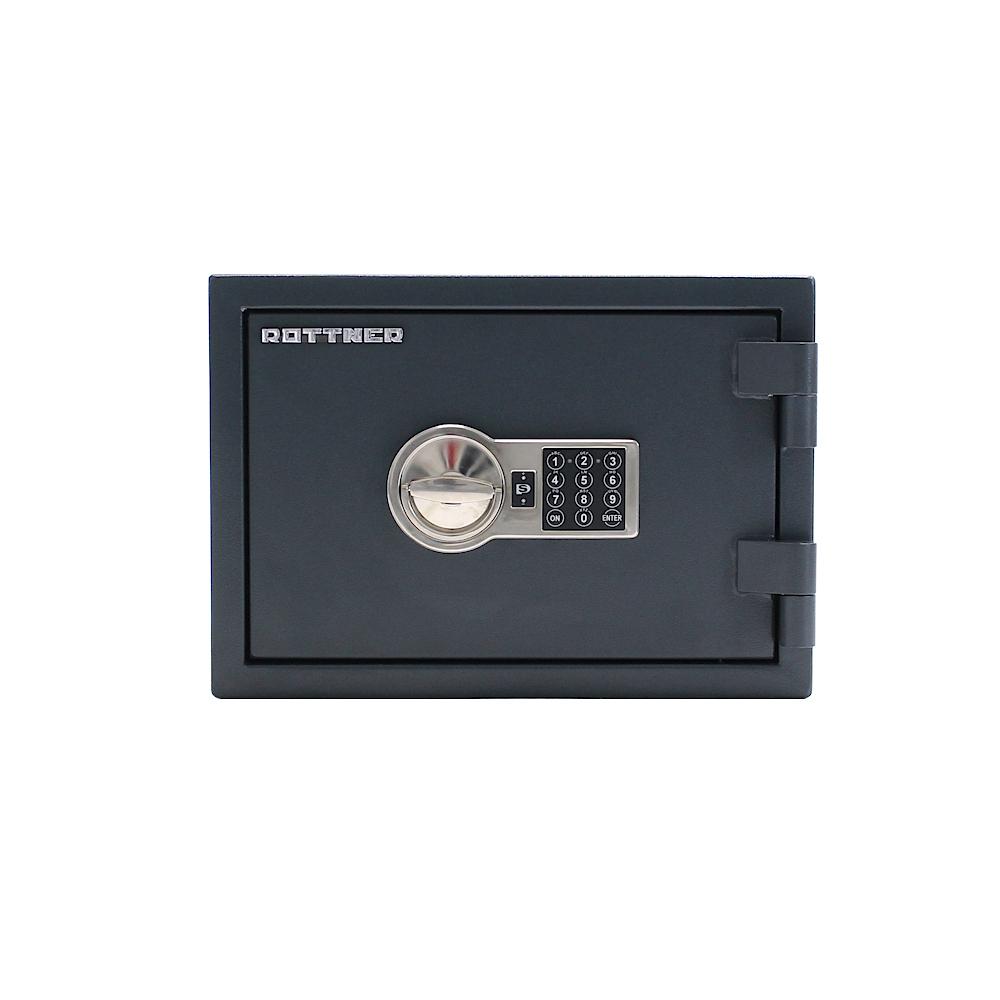 Rottner feuersicherer Dokumententresor FireChamp 30 Elektronikschloss Premium