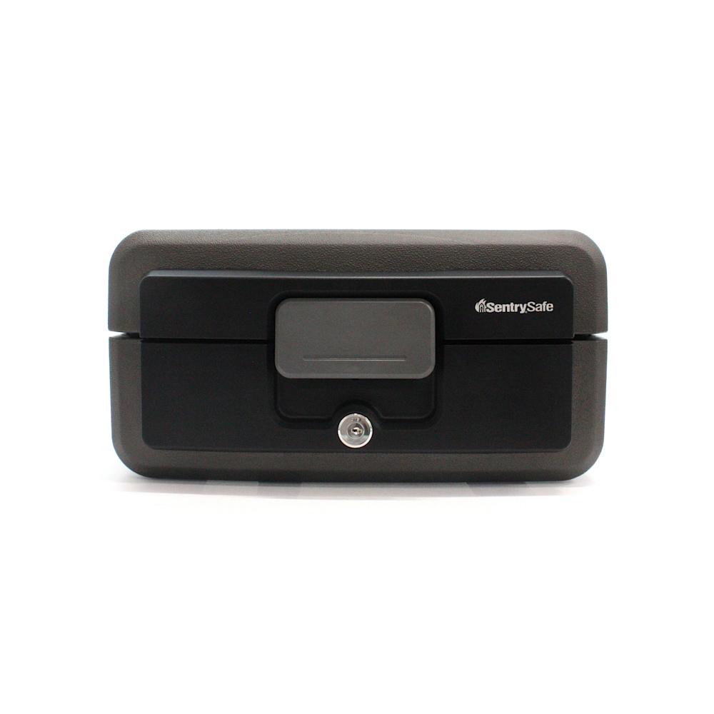 Sentry Safe Wasserdichte Feuerschutzkassette HD2100 Zylinderschloss