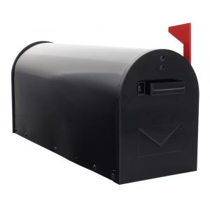Rottner Briefkasten Mailbox schwarz