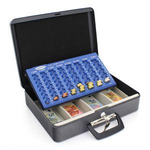 Rottner Geldkassette London Schwarz