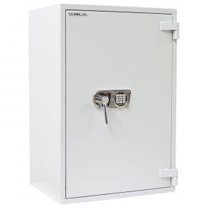 Rottner Wertschutzschrank EN3 Diamant Super Fire Premium DO100 Elektronikschloss grau