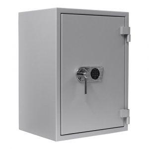 Rottner Papiersicherungsschrank EN1 SuperPaper 80 Premium Elektronikschloss weißaluminium