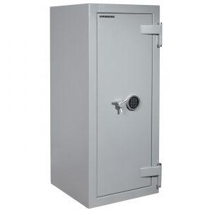 Rottner Wertschutzschrank EN2 Pearl 120  Elektronikschloss grau