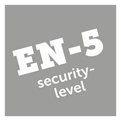 Icon Sicherheitsstufe EN-5