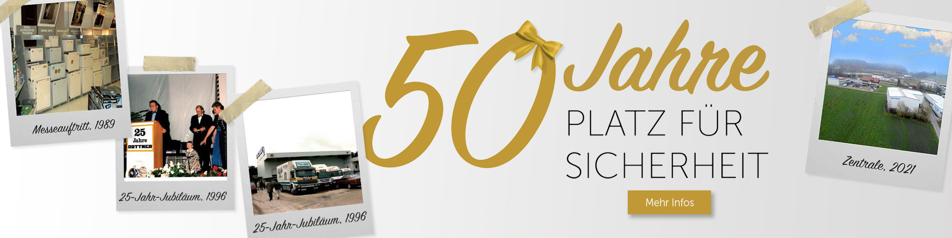 Rottner 50 Jahre Jubiläum