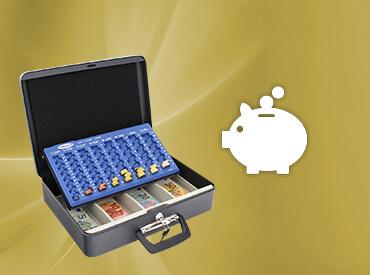 Teaser Geldkassetten